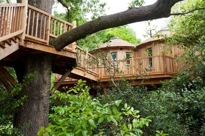 The Treehouse at Harptree Court, UK