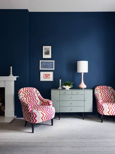 Stella armchair, from £700