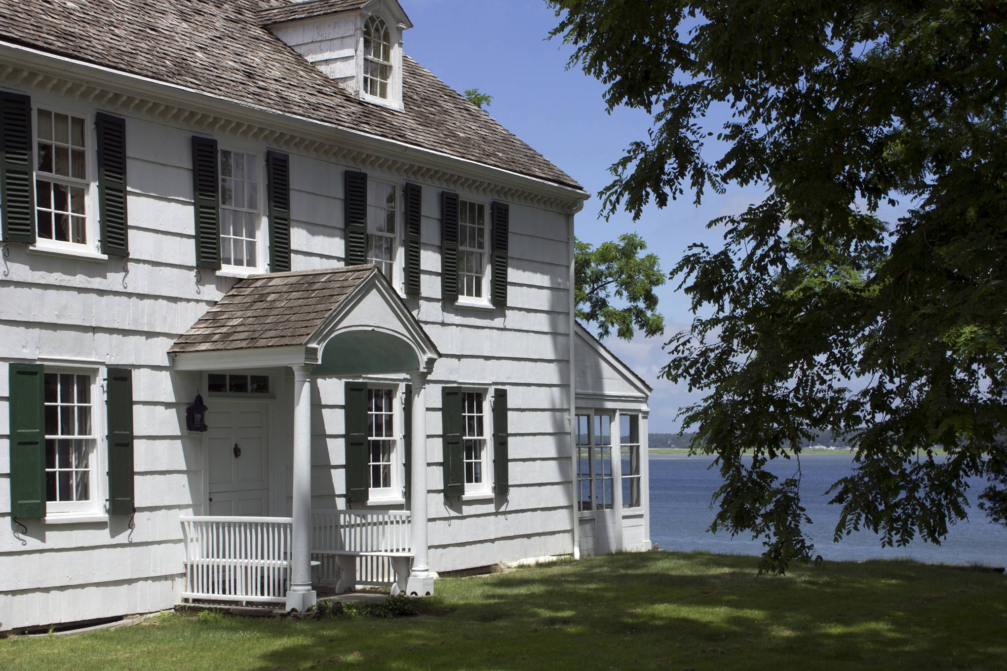 The absorbing history of Long Island's farmhouses