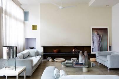 Living Room - Tudor House
