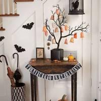 Trick or Treat Table - DIY Halloween