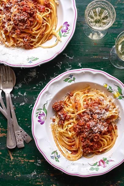 Spaghetti Bolognese Recipe House Garden