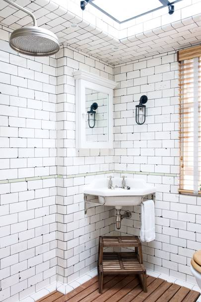 White Industrial Tiles