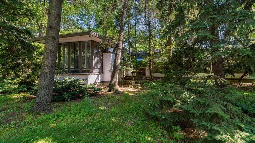 You can own a Frank Lloyd Wright house for under £750,000