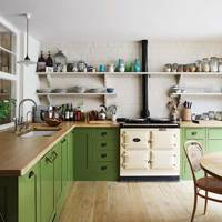 Green Units with Aga