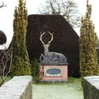 Stag Statue