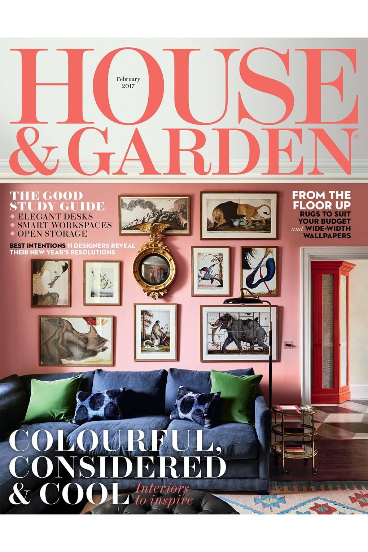 Contact Us | House & Garden