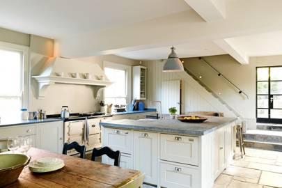 kitchen case study  elegant efficiency plain english aga kitchen design ideas   kitchen decor ideas      rh   houseandgarden co uk