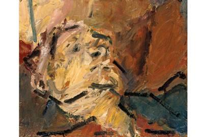 Frank Auerbach at Tate BRITAIN