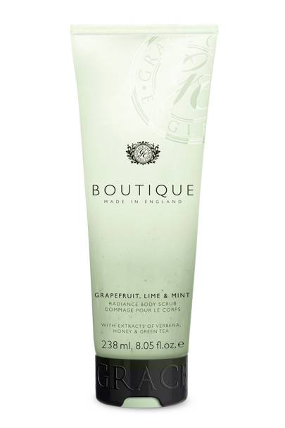 August 9: Boutique Grapefruit, Lime & Mint Body Scrub, £5