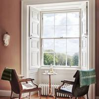 The Library View | Carskiey Estate | Real Downton Abbey House
