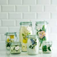 Customise Mason Jars