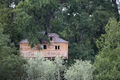 Gauthié Treehouse Cabin, France