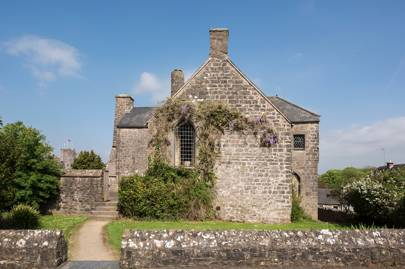 Monkton Old Hall, Monkton, Pembrokeshire, Wales