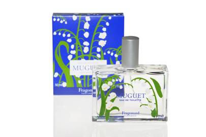 December 24: Cologne & Cotton Fragonard Muguet Eau de Toilette, 50ml, £17.50