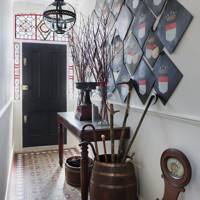 Entrance Hall - Traditional Victorian Town House