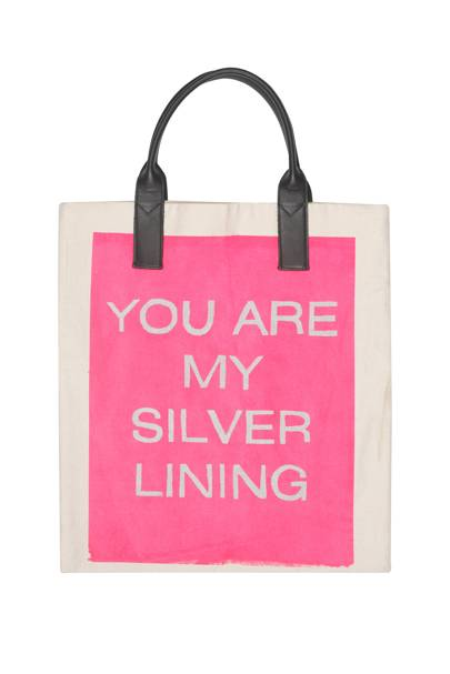 Silver Lining Tote