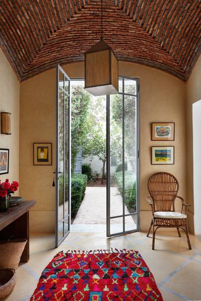 Entrance Hall - Moroccan House