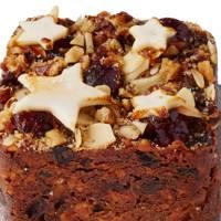Waitrose Christmas gift cake