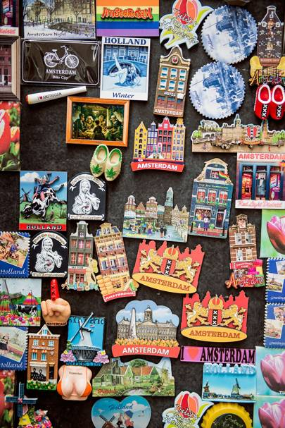Be Tempted by a Tourist-y Fridge Magnet
