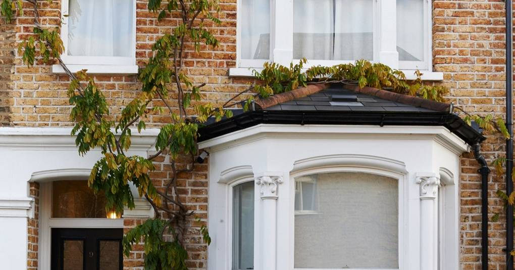 Terraced House Exterior Renovation Before Amp After Design