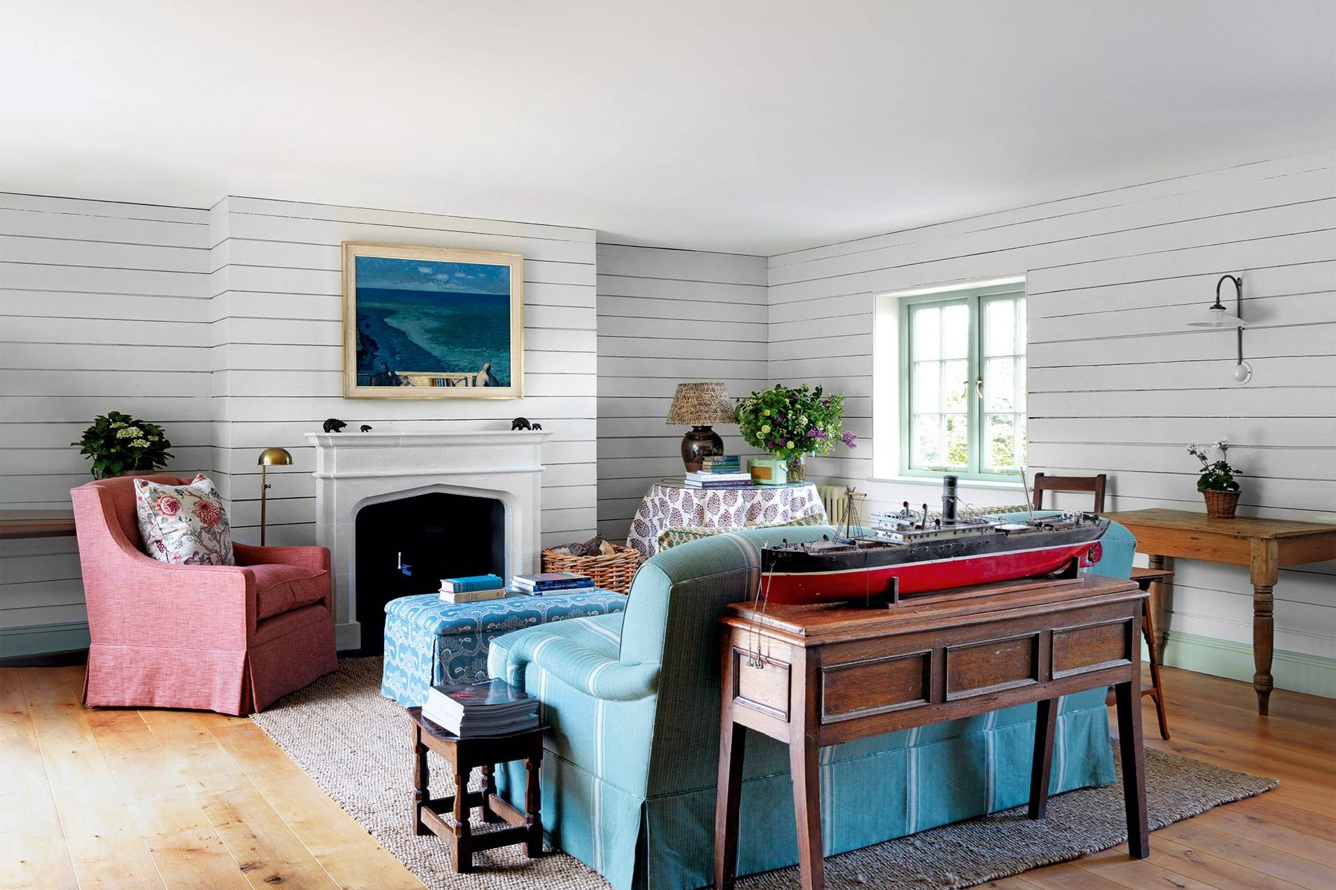 New England Interiors Furniture And Decoration Ideas