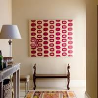 Pattern Print Hallway