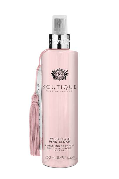 August 20: Boutique Wild Fig & Pink Cedar Body Mist, £6