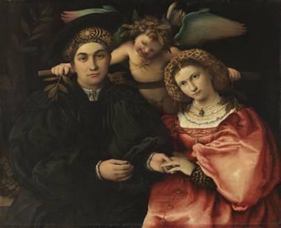 Lorenzo Lotto Portraits, November 5-February 10
