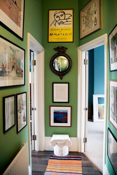 Paint your hallway
