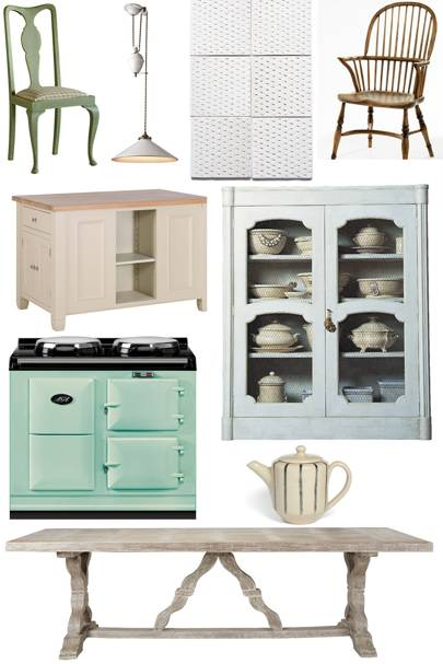 Shop Country House Kitchen