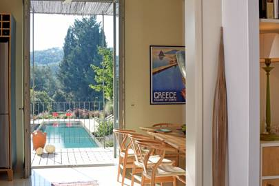Villa Venelia, Corfu