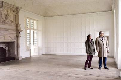 Drawing Room - Apethorpe Palace