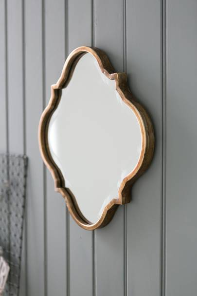 14. Wave Edged Mirror