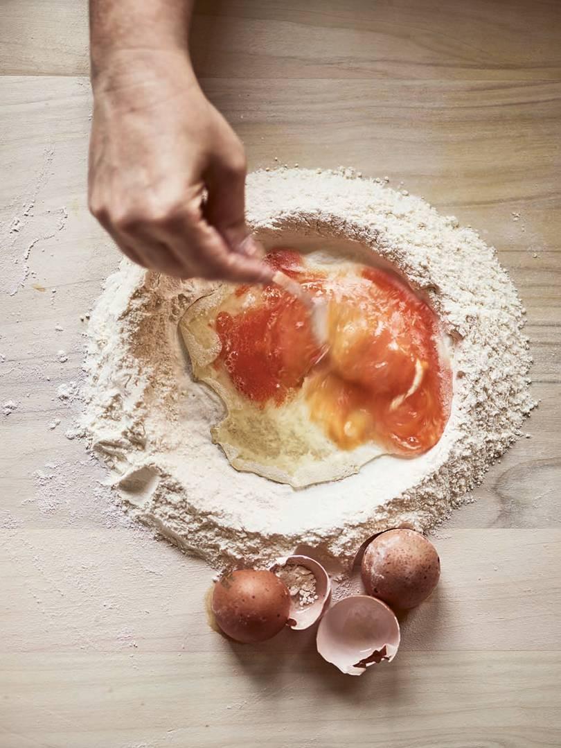 How to make pasta dough
