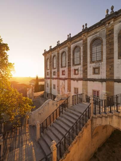 Biblioteca Joanina, Coimbra, Portugal