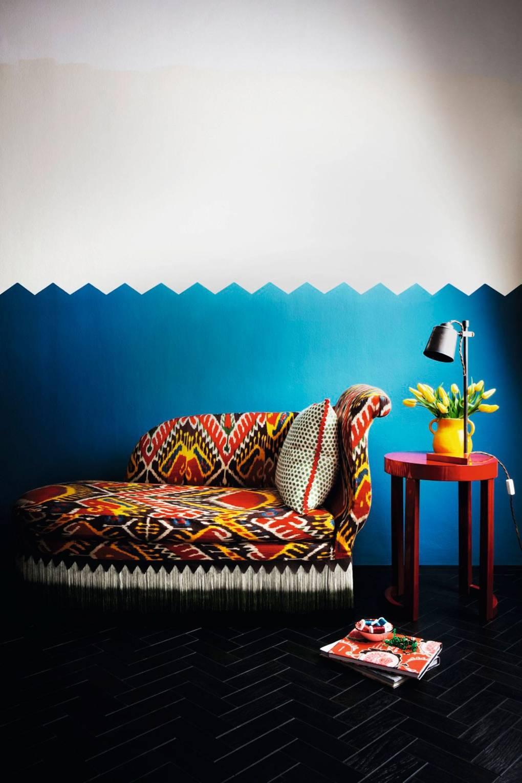 Blue Bedroom & Living Room Ideas | Design Inspiration | House & Garden