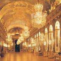 The Hall of Mirrors by night