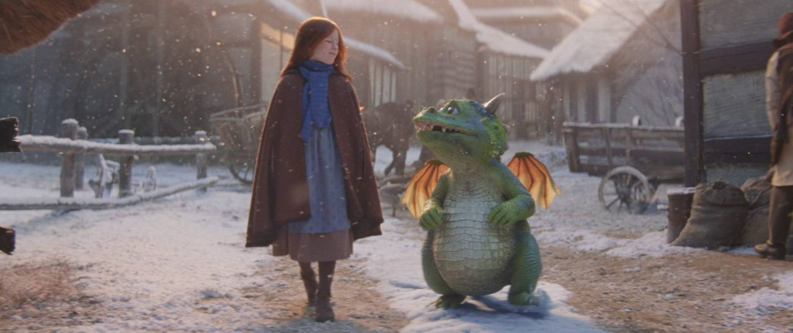 The John Lewis Christmas advert is here and as delightful as ever