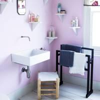Work Your Bathroom Walls