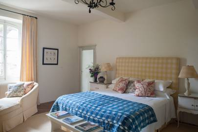 Guest Double Bedroom - French Farmhouse