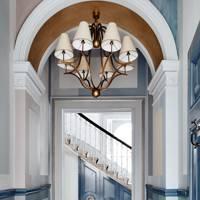 Hallway - At Home: Maddux Creative London House