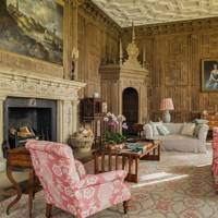 Broughton Castle - Oak Room