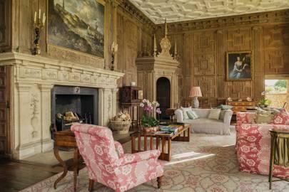 Broughton Castle - Oak Room
