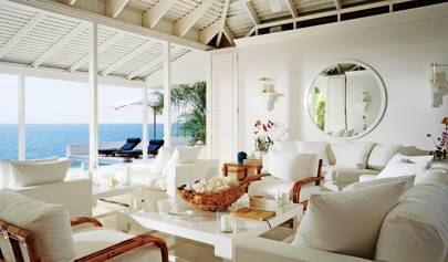 Ralph Lauren's home and runway collections give a nod to the designer's Jamaican retreat