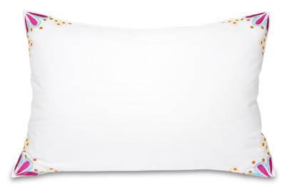July 11: Elizabeth Scarlett Tilework Pink Pillow Cases, £17.50