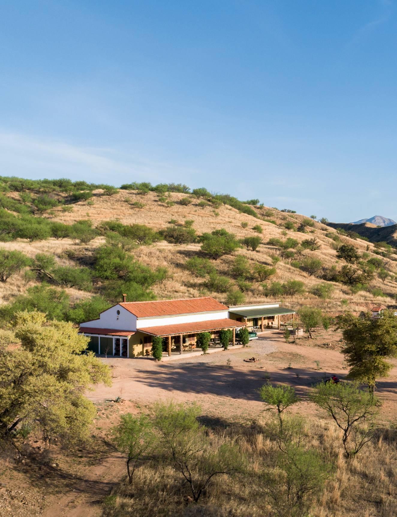 Casamidy Ranch House House In Northern Mexico House Garden