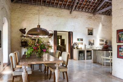 Goan Kitchen Dining Room
