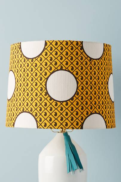 SUNO for Anthropologie Lamp Shade, £58