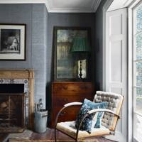 Grey Snug. Grey Snug. Barn Conversion Living Room